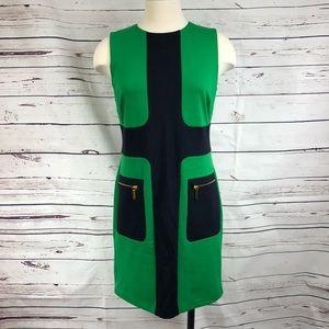 Michael Kors Color Block Dress